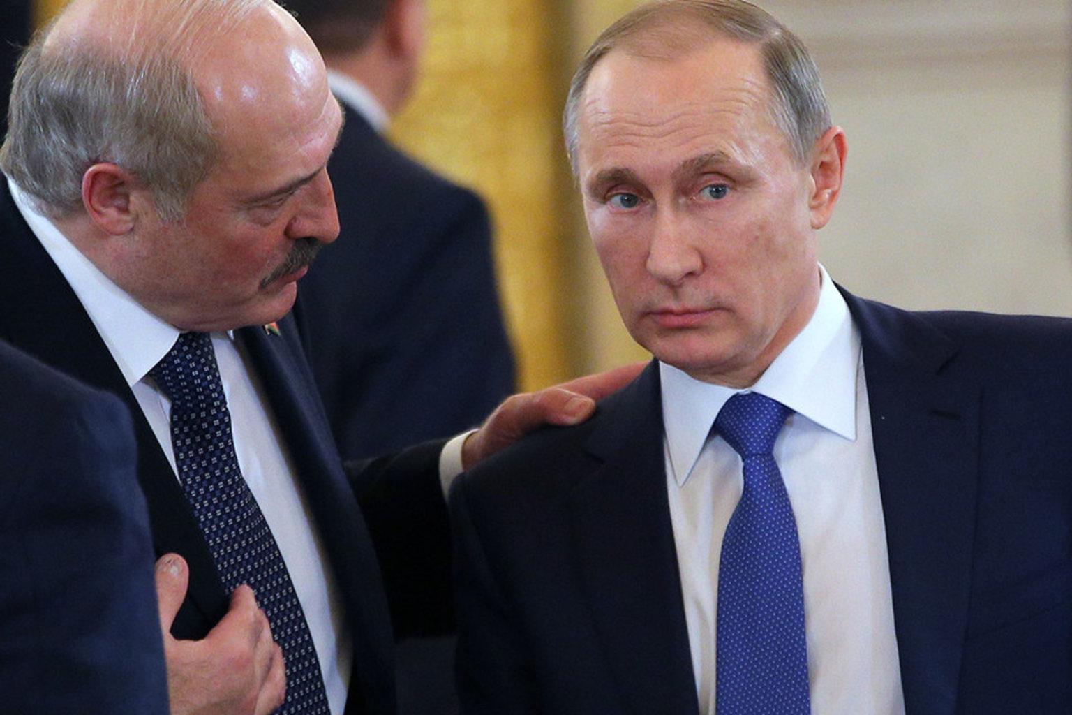 Путин – не Лукашенко, или Почему в России невозможен белорусский сценарий