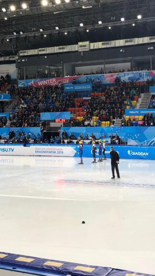 Россия заняла золото